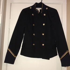 Uniform style jacket 👩🏾✈️